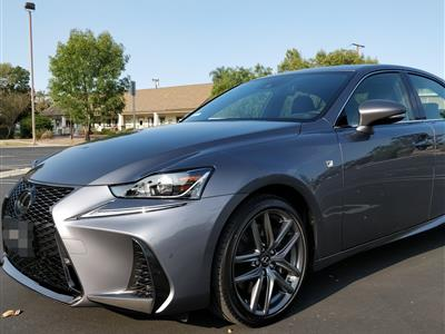 2018 Lexus IS 300 F Sport lease in Placentia,CA - Swapalease.com