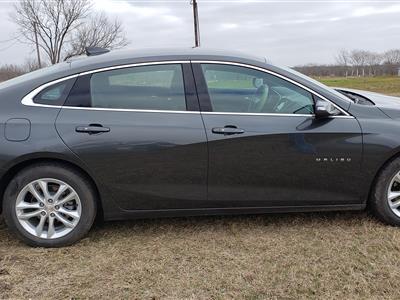 2018 Chevrolet Malibu lease in Kaufman,TX - Swapalease.com