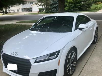2017 Audi TT Coupe lease in Chicago,IL - Swapalease.com