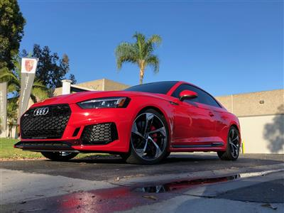 2018 Audi RS 5 lease in Irvine,CA - Swapalease.com