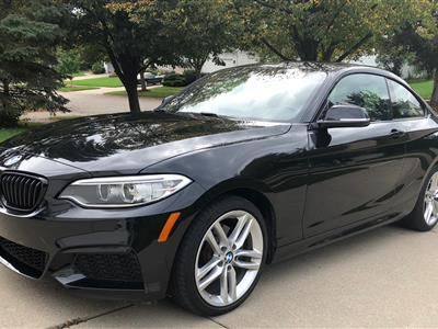2016 BMW 2 Series lease in Ann Arbor,MI - Swapalease.com