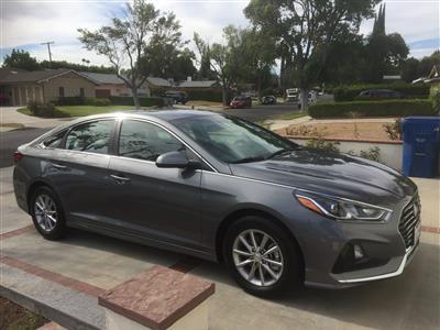 2018 Hyundai Sonata lease in Northridge,CA - Swapalease.com