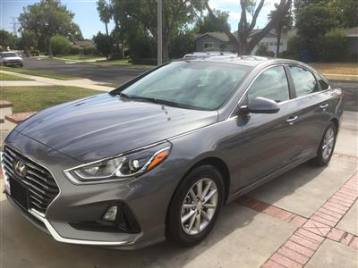 2018 Hyundai Sonata lease in Northridge,CA - Swapalease.com