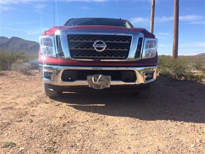 2017 Nissan Titan lease in El Paso,TX - Swapalease.com