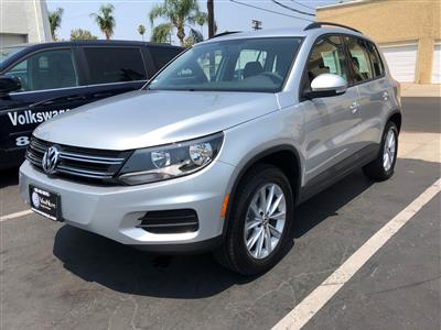 2018 Volkswagen Tiguan Limited lease in Sun Valley ,CA - Swapalease.com