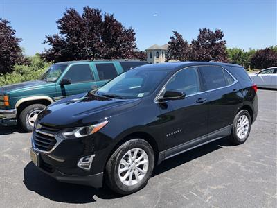 2018 Chevrolet Equinox lease in Franklin Park,NJ - Swapalease.com