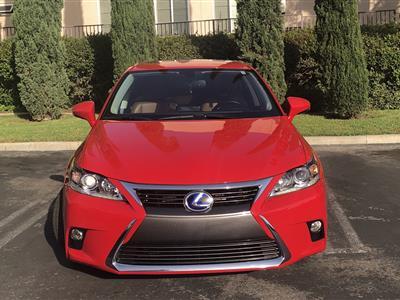 2017 Lexus CT 200h lease in Irvine,CA - Swapalease.com