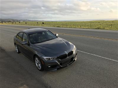 2017 BMW 3 Series lease in Fremont,CA - Swapalease.com