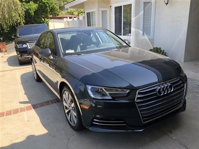 2017 Audi A4 lease in sherman oaks,CA - Swapalease.com