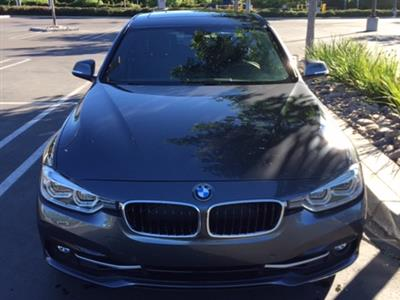 2017 BMW 3 Series lease in San Diego,CA - Swapalease.com