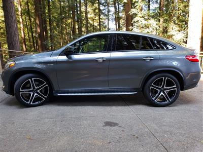2017 Mercedes-Benz GLE-Class Coupe lease in Mill Valley,CA - Swapalease.com