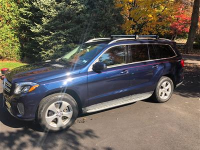 2017 Mercedes-Benz GLS-Class lease in Riverside,CT - Swapalease.com