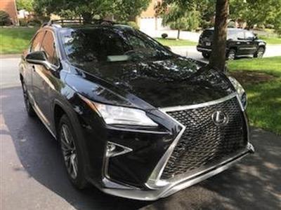 2017 Lexus RX 350 F Sport lease in Cincinnati,OH - Swapalease.com