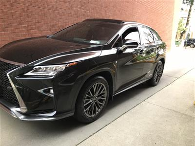 2017 Lexus Rx 450h F Sport Lease In Queens Ny Swapalease