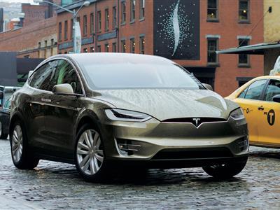 2016 Tesla Model X lease in woodland hills,CA - Swapalease.com
