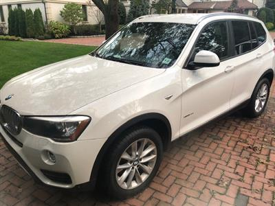 2017 BMW X3 lease in Coltsneck,NJ - Swapalease.com