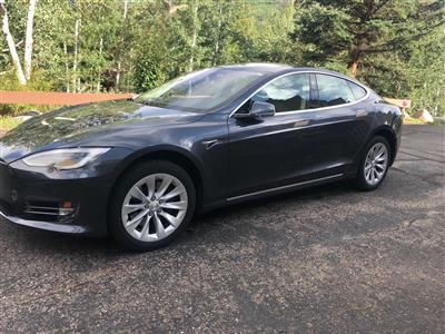 2016 Tesla Model S lease in Vail,CO - Swapalease.com