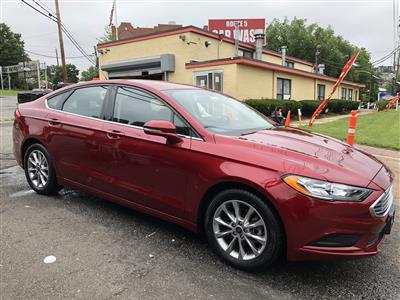 2017 Ford Fusion lease in Lincroft,NJ - Swapalease.com