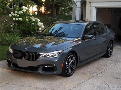 2018 BMW 7 Series lease in Pikesville,MD - Swapalease.com