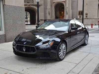 2017 Maserati Ghibli lease in West Hollywood,CA - Swapalease.com