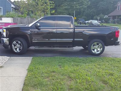 2018 Chevrolet Silverado 1500 lease in Beachwood,NJ - Swapalease.com