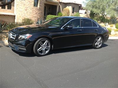 2017 Mercedes-Benz E-Class lease in Scotsdale,AZ - Swapalease.com