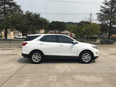 2018 Chevrolet Equinox lease in Tujunga ,CA - Swapalease.com