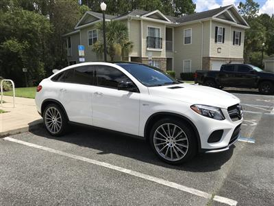2018 Mercedes-Benz GLE-Class Coupe lease in GAINESVILLE,FL - Swapalease.com