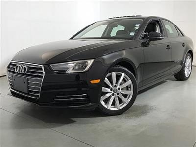 2017 Audi A4 lease in New York City,NY - Swapalease.com