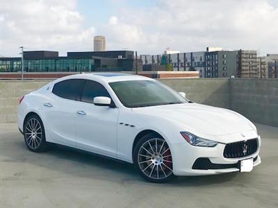 2016 Maserati Ghibli lease in Los Angles,CA - Swapalease.com