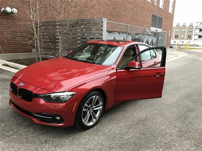 2016 BMW 3 Series lease in Milwaukee,WI - Swapalease.com
