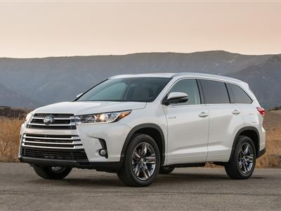 2017 Toyota Highlander lease in St Peters,MO - Swapalease.com