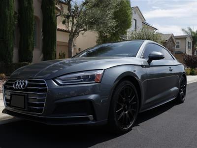 2018 Audi A5 Coupe lease in Yorba Linda,CA - Swapalease.com