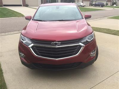 2018 Chevrolet Equinox lease in Flushing,MI - Swapalease.com