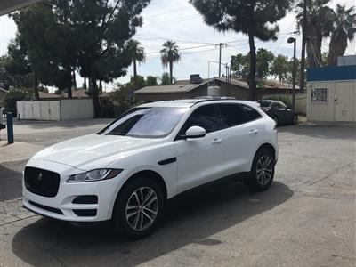 2017 Jaguar F-PACE lease in Fresno,CA - Swapalease.com