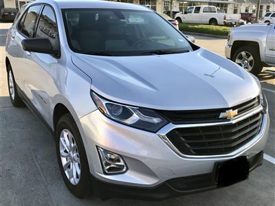 2018 Chevrolet Equinox lease in Houston,TX - Swapalease.com
