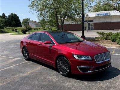 2017 Lincoln MKZ lease in Raleigh,NC - Swapalease.com