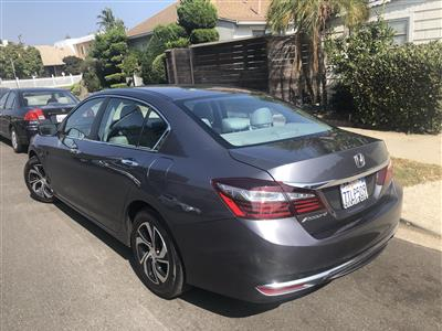 2016 Honda Accord lease in Los Angeles,CA - Swapalease.com