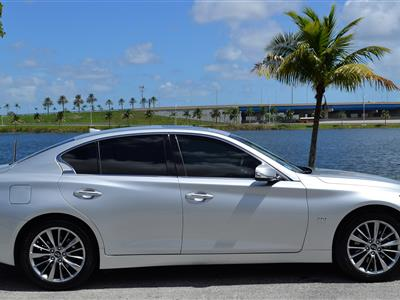 2018 Infiniti Q50 lease in Hialeah,FL - Swapalease.com