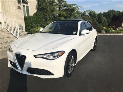 2018 Alfa Romeo Giulia lease in Morganiville,NJ - Swapalease.com