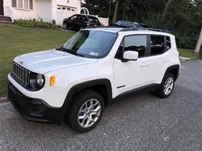 2017 Jeep Renegade lease in Long Island,NY - Swapalease.com
