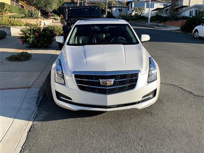 2018 Cadillac ATS lease in San Deigo,CA - Swapalease.com