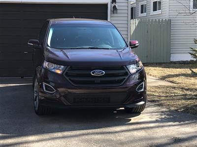 2018 Ford Edge lease in Ypsilanti,MI - Swapalease.com
