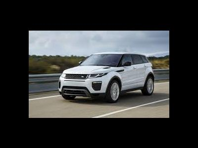 2018 Land Rover Range Rover Evoque lease in Middletown,DE - Swapalease.com