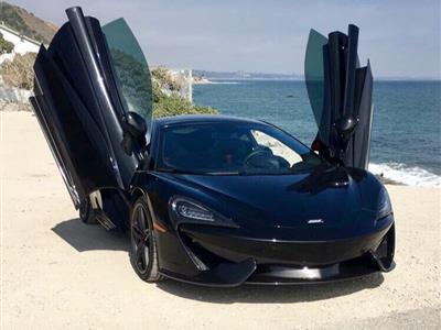 2017 McLaren 570GT lease in Santa Monica,CA - Swapalease.com