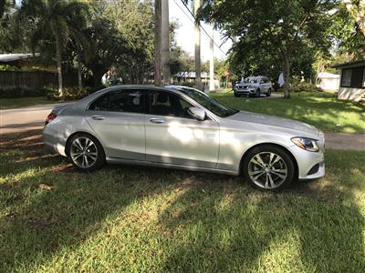 2016 Mercedes-Benz C-Class lease in Palmetto bay,FL - Swapalease.com