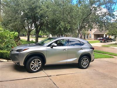 2016 Lexus NX 200t lease in Houston,TX - Swapalease.com