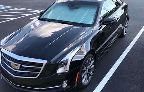 2017 Cadillac Ats Lease In Brentwood Tn