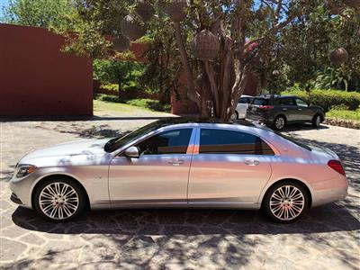 2016 Mercedes-Benz S-Class Maybach lease in Los Angeles,CA - Swapalease.com