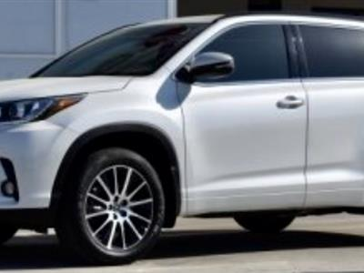 2017 Toyota Highlander lease in Bargersville ,IN - Swapalease.com